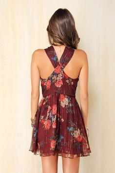 Floral dress - farm rio