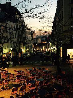 Montmartre romantique, Paris