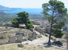 Castle of St George - Livathos, Kefalonia, Greece