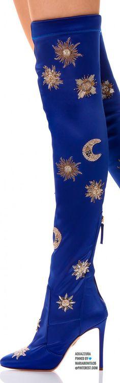 Aquazzura Dorado Boots