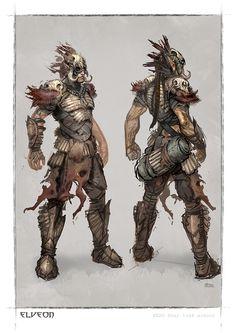 deviantART: More Like Fantasy Chinese Armor by *AdmiraWijaya