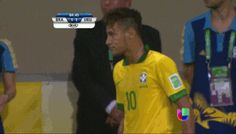 Neymar (gif) He can blow that kiss to me :) Neymar Jr, James Rodriguez, Good Soccer Players, Football Players, Lionel Messi, Fifa, Fc Barcelona, Dream Guy, Role Models