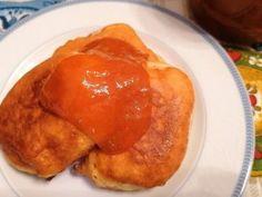Pihe-puha joghurtfánk   NOSALTY Churros, Pancakes, French Toast, Food And Drink, Breakfast, Yogurt, Morning Coffee, Pancake, Crepes