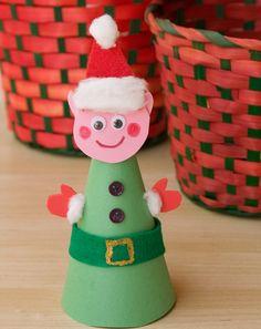 Activities: Elf Craft
