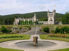 Inside Balmoral Castle | Over the years, improvements have been made by successive generations ...