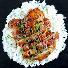 Chicken Teriyaki | The Foodie Physician