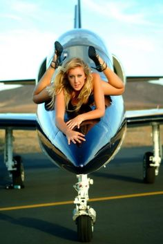 nude flying pilots girls real