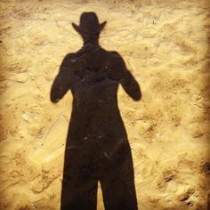 Shadow in the shallows of Currumbin creek. Great way to spend the first day of the new year! #currumbinbeach #currumbinalley #currumbin #queensland #qld #australia #shadow #shadowman #goldcoast #visitgoldcoast #australialovesyou by aquaholic36 http://ift.tt/1X9mXhV