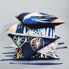 L'heure bleue par Kith and Kin - Plumetis Magazine