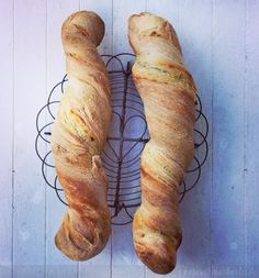Rezept Wurzelbrot einfaches Baguette