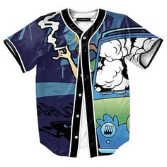 9e490e5d11dabb Streetwear Tees Shirts Hip Hop Bel Air 23 - Fresh Prince Custom Made  mystery machine Baseball Jersey