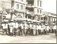 Funeral Procession, 1920s