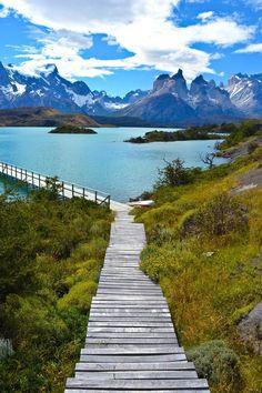"""PATAGONIA, CHILE - del Parque Nacional Torres del Paine y explora Patagonia Hotel Salto Chico se combinan para ofrecer una experiencia """"Posh la Patagonia"""" .:"""