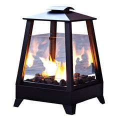 I just love this little fire pit. so cute and actually safer