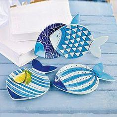 Wonderful Cost-Free Ceramics design painting Tips Pontus Plates Ceramic Tableware, Ceramic Clay, Glazed Ceramic, Ceramic Pottery, Pottery Art, Pottery Painting, Ceramic Painting, Clay Projects, Clay Crafts
