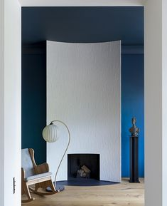 fireplace interior b
