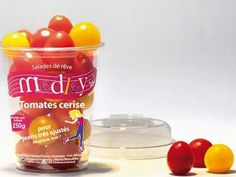 French mixed snack tomatoes