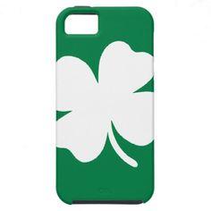 #Shamrock St Patricks Day #Ireland #iPhone 5 Cover   $49.05