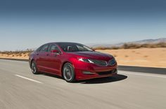 2014 Motor Trend Car of the Year Contender: Lincoln MKZ - Motor Trend WOT