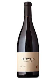 Flowers Pinot Noir Sonoma Coast #wine #Chicago #winebar