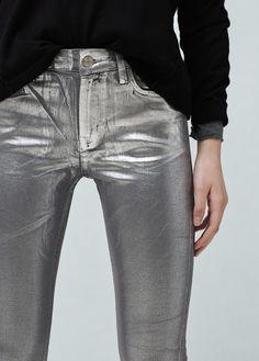 The Fashion Mood Book: Os New Metallics da Mango #newmetallics
