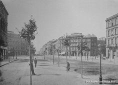 Budapest, Sugárút 1875