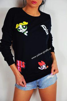 HIT! Dresowe bluzy z komikowymi nadrukami!  Teraz w sklepie online Www.yellow-giraffe.pl tylko 45zł Sprawdź naszą nową kolekcję i zainspiruj się już dziś!  #yellowgiraffepl #shoponline #shopping #zakupyonline #zakupy #christmasgift #inspiration #instago #iphoneonly #love #instagood #cute #me