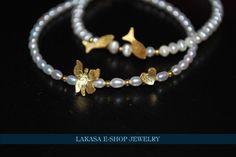 Lakasa e-shop Jewelry Bracelets Silver 925 Gold-plated with Pearls Price:  27.60 euros e-mail: design.lakasa@gmail.com http://designlakasa.wix.com/gr Βραχιόλια Ασημένια 925 επιχρυσωμένα με μαργαριτάρια bestprice #christmasgifts #offers #discount #price #offersjewelry #finegreekart #collection2016 #cute #forhergifts #χριστουγεννα #δωρα #δωροκοσμημα #προσφορες #ασημενιοκοσμημα #βραχιολιασημι