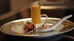 Oysters Kilpatrick, Spicy Pumpkin Shots, Prawns with Special Sauce - LifeStyle FOOD