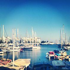 Λιμάνι Πειραιά (Piraeus Port) στην πόλη Πειραιάς, Αττική