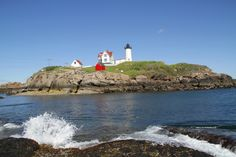 Top lighthouses in Maine!