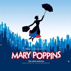Mary Poppins The Musical... Can't wait for it to come to the Big Easy!