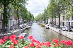 See our complete guide to Amsterdam via Find Us Lost