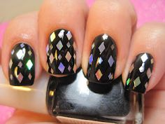 and now i need diamond-shaped glitter too....