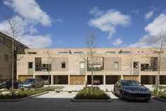 Built on the former Clay Farm site, Abode at Great Kneighton is a key part of a major new housing and mixed-use development in South Cambridge. Mixed Use Development, Courtyard House, Case Study, Cambridge, Terrace, Architects, Urban, Mansions, Park