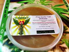 Weed Edibles: Weed butter PD