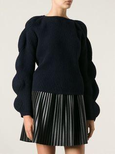 Agnona - Ribbed Sweater - #allknit