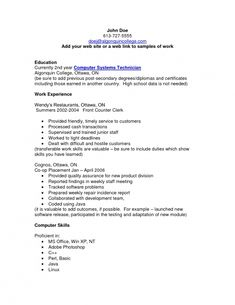 computer technician resume objectives resume sample resume resume sample for computer technician - Pc Technician Resume Sample
