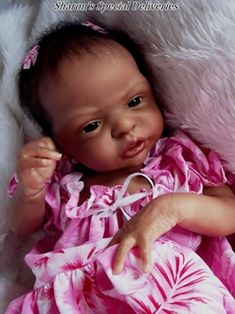 Sharon's Adopted Babies Reborn Baby Girl, Baby Girl Dolls, Reborn Baby Dolls, Baby Girls, Real Life Baby Dolls, Baby Pop, Asian Babies, Ooak Dolls, Softies