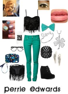 """Perrie Edwards"" by niall-is-the-best on Polyvore"