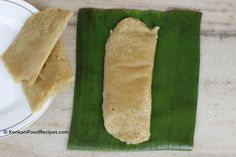 Jackfruit Idlis. Delicious, sweet jackfruit idlis steamed in banana leaves for their taste & smell. Best enjoyed steaming hot with a big dollop of ghee or butter on top. They're called ponsa idli in Konkani & are a Udupi, Mangalore favourite. Recipe from KonkaniFoodRecipes.com