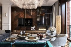 Enhance Your Senses With Luxury Home Decor Living Room Interior, Living Room Furniture, Living Room Decor, Living Rooms, Modern Furniture, Luxury Home Decor, Luxury Interior Design, Home And Deco, Luxury Living