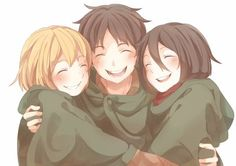 aot trio