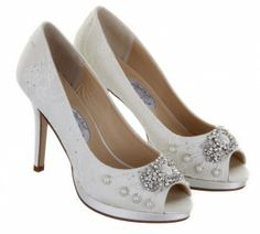 Devotion Wedding Shoes - Diane Hassall