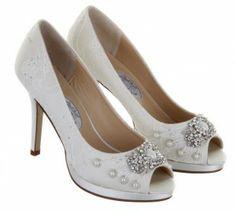 Devotion Wedding Shoes - Diane Hassall