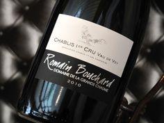 """Chablis 1er Cru """"Vau De Vey"""" 2010. Domaine de la Grande Chaume. Vin blanc de Bourgogne #1ercru #wine #chablis"""