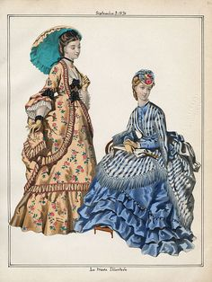1870 sep La mode illustree (I have a version of this picture too)