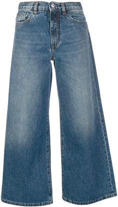 5554d578b31 Nine In The Morning Cropped Denim Jeans - Farfetch