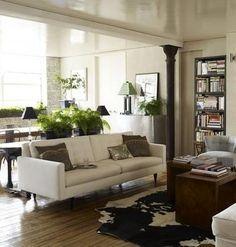 green+beige+brown+living+room | Green, beige, white, black, brown living room! | Livingroom