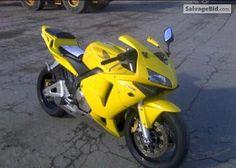 2003 HONDA CBR600RR VIN: JH2PC37063M003390
